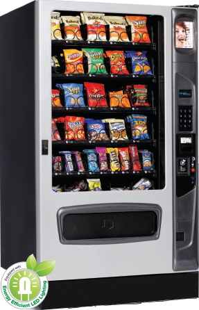 Large Snack Vending Machine